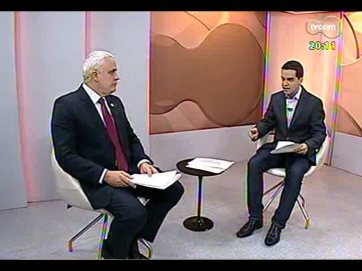 TVCOM 20 Horas - A fragilidade do banco de dados sigiloso da secretaria de Segurança Pública - Bloco 2 - 12/08/2013