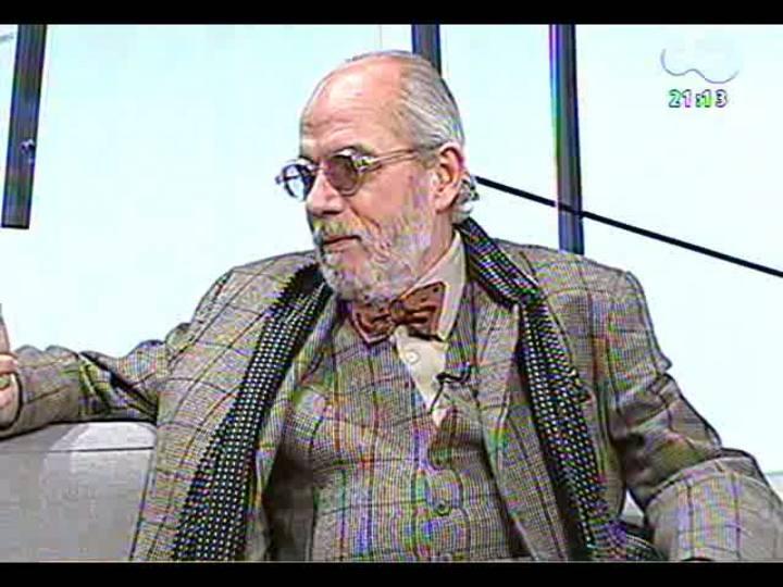 TVCOM Tudo Mais - J.A. Pinheiro Machado fala sobre os 10 anos do Anonymus Gourmet