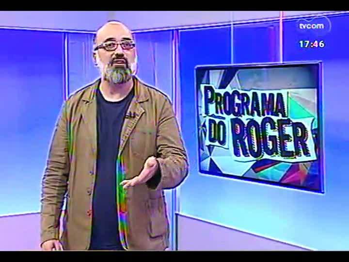Programa do Roger - Um balanço dos vencedores do Festival de Cinema de Gramado - bloco 1 - 19/08/2013