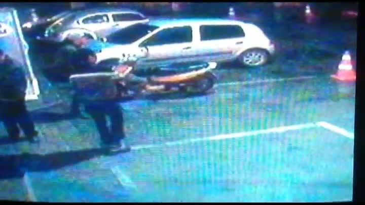 Posto de Combustível é assaltado em Balneário Camboriú
