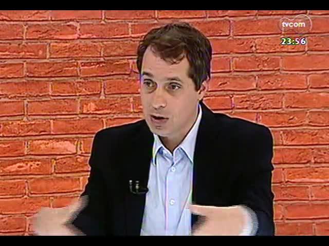Mãos e Mentes - Presidente Nacional da Federação das Apaes, Aracy Maria da Silva - Bloco 3 - 06/09/2013