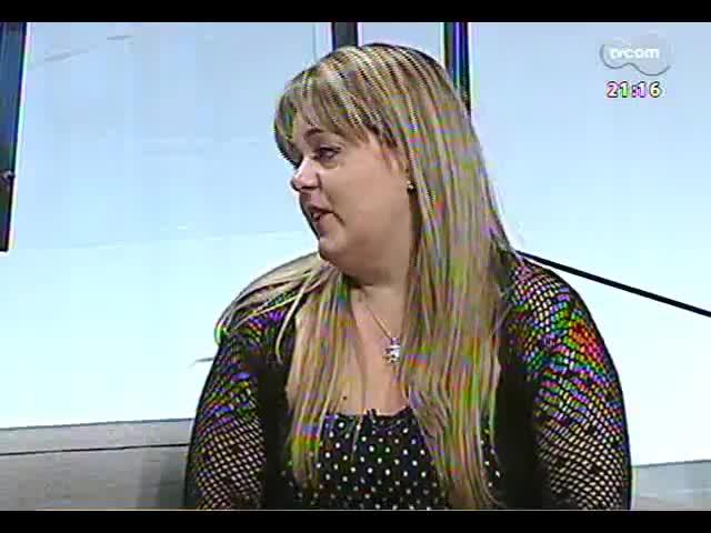 TVCOM Tudo Mais - Conheça a solista gaúcha que está conquistando o mundo