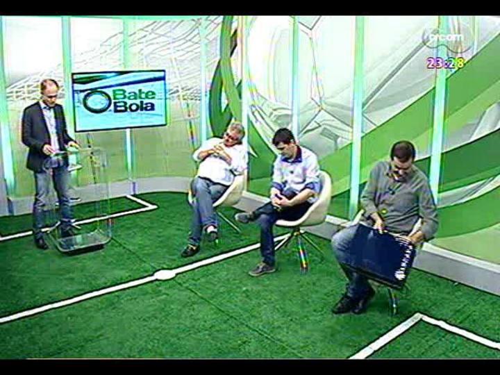 Bate Bola - Repercussão de toda rodada do Campeonato Brasileiro 2013 - Bloco 5 - 17/11/2013