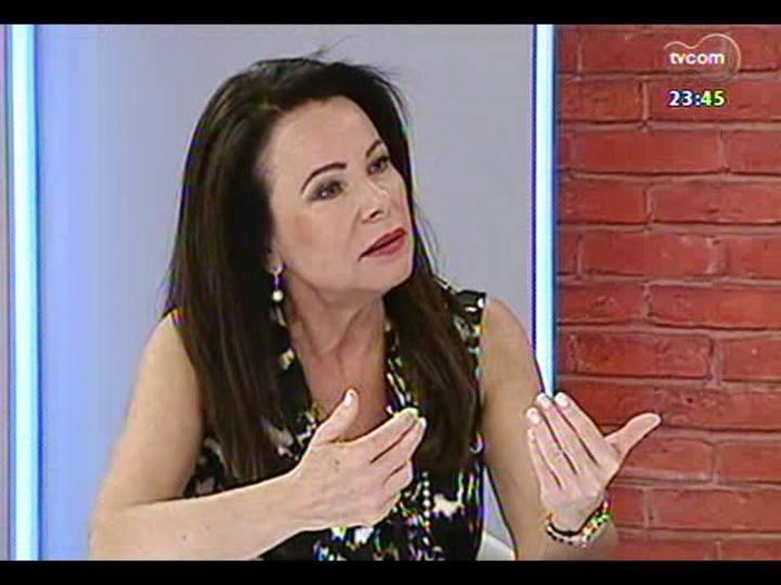 Mãos e Mentes - Presidente do Instituto da Mama, Dra. Maira Caleffi - Bloco 2 - 19/11/2013