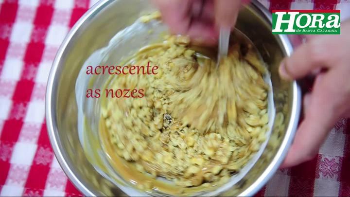 Receita de Natal - Strogonoff de nozes por Chef Gabriel Machado