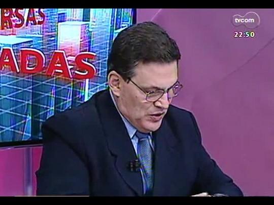 Conversas Cruzadas - A transmissão ao vivo de julgamentos em trinbunais superiores pela TV prejudica a justiça? - Bloco 3 - 03/01/2014