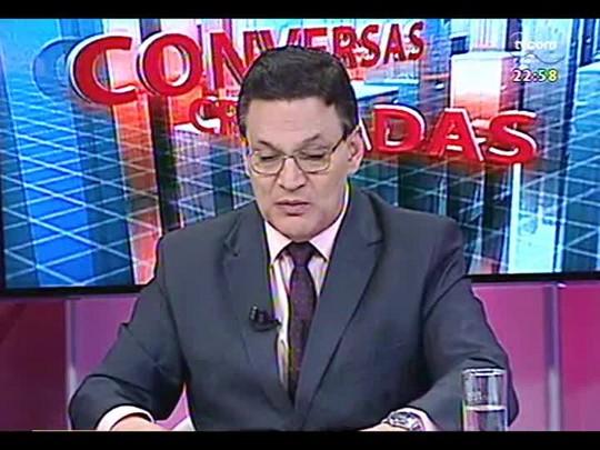 Conversas Cruzadas - Será que os presídios gaúchos são melhores que os do Maranhão? - Bloco 3 - 08/01/2014