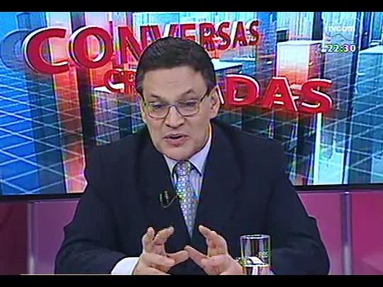 Conversas Cruzadas - Debate sobre o cenário atual de falta de mão de obra e a alta rotatividade nos empregos - Bloco 2 - 15/01/2014
