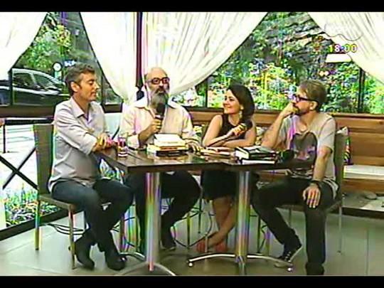 Café TVCOM - Conversa sobre filmes que estão no cinema - Bloco 1 - 15/02/2014