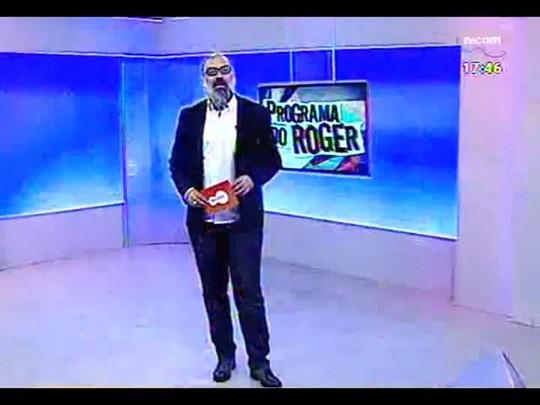 Programa do Roger - Dom La Nena, cantora e violoncelista - Bloco 1 - 19/03/2014