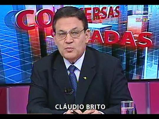 Conversas Cruzadas - Conversa sobre reflexos e possíveis desdobramentos do reajuste aos servidores do estado - Bloco 1 - 08/04/2014