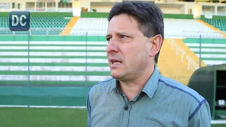 Presidente da Chapecoense relembra o início do clube e projeta Brasileiro 2014
