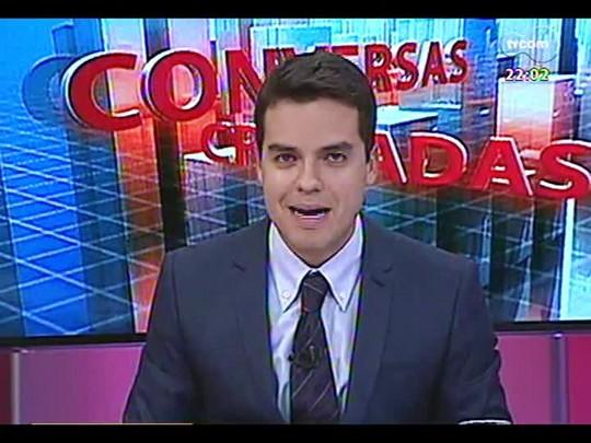 Conversas Cruzadas - O povo gaúcho é ou não é acomodado? - Bloco 1 - 06/05/2014