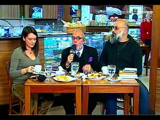 Café TVCOM - Conversa sobre literatura, diretamente da Mercopan - Bloco 1 - 31/05/2014