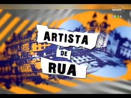 Programa do Roger - Artista de rua: Grupo Oigalê e Hamilton Leite, ator e produtor - Bloco 3 - 27/06/2014