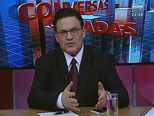 Conversas Cruzadas - Justiça suspende acordo de diminuição de jornada em Caxias: O que precisa mudar nas negociações trabalhistas? - Bloco 2 - 01/08/2014