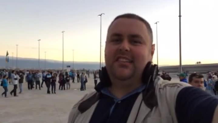 Galera do Grêmio fala da vitória de 2 a 0 sobre o Criciúma, na Arena
