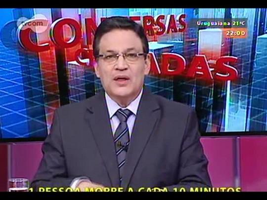 Conversas Cruzadas - A avaliação dos números do Anuário Brasileiro de Segurança Pública - Bloco 1 - 13/11/2014