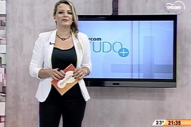 TVCOM Tudo+ - A Nova Estrutura do Balneário Shopping às Vésperas do Natal - 24.11.14