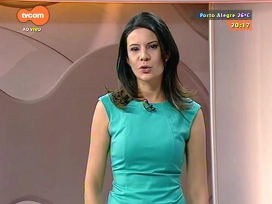 TVCOM 20 Horas - Rodoviários de Pelotas e Rio Grande entram em greve - 26/11/2014