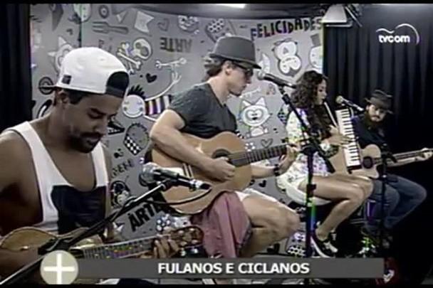 TVCOM Tudo+ - Bate-papo com a banda Fulanos e Ciclanos - 10.12.14