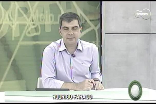 Bate Bola - Wilfredo é reeleito presidente do Figueirense - 4ºBloco - 21.12.14