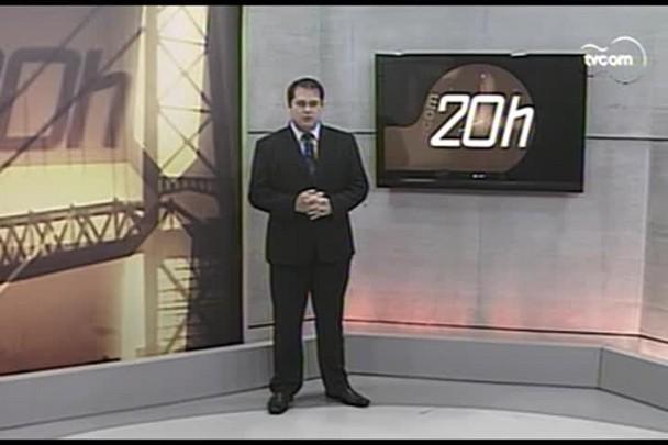 TVCOM 20 Horas - Discussão na Câmara de Vereadores em prol da limpeza da pauta de votação - 24.12.14