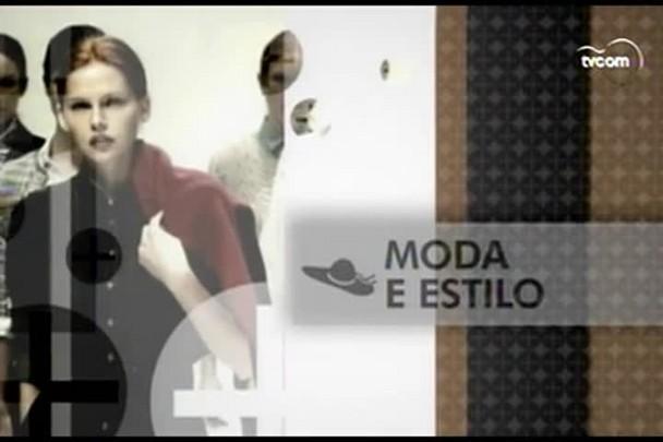 TVCOM Tudo+ - Especial verão: Quadro moda e estilo - 26.12.14