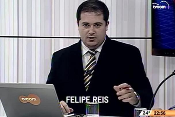 Conversas Cruzadas - Quase metade dos atendimentos médicos nas UPAs em Florianópolis são acidentes de trabalho - 4º Bloco - 29.01.15