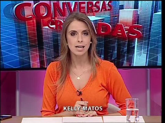 Conversas Cruzadas - Política Econômica do governo Sartori - Bloco 01 - 09/02/15