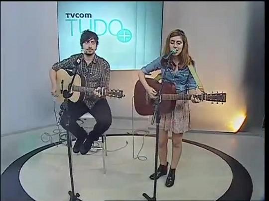 TVCOM Tudo Mais - Lúcio Brancato recebe a cantora Vaness