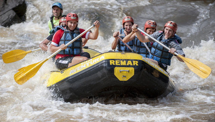 Rafting: uma aventura no Rio das Antas