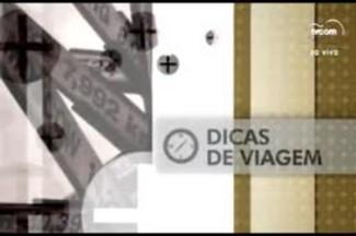 TVCOM Tudo+ - Dica de viagem: Peru, Canadá e Marrocos - 01.07.15