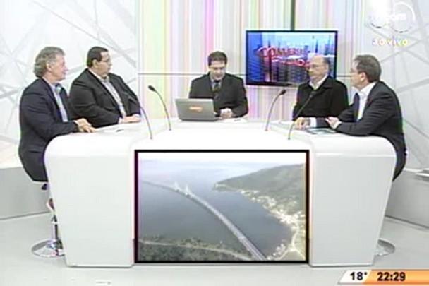 Conversas Cruzadas - Ponte Anita Garibaldi: avaliações e expectativas - 2º Bloco - 16.07.15