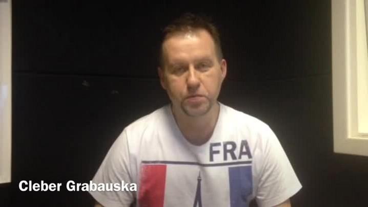 Comentarista Cleber Grabauska projeta o clássico Gre-Nal 407