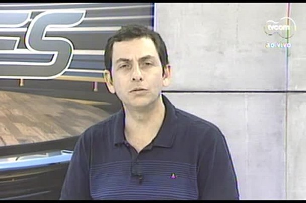 TVCOM Esportes - 3ºBloco - 18.08.15
