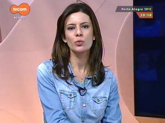 TVCOM 20 Horas - Precedente no STF declara a ilegalidade do desconto no ponto de grevistas - 21/08/2015