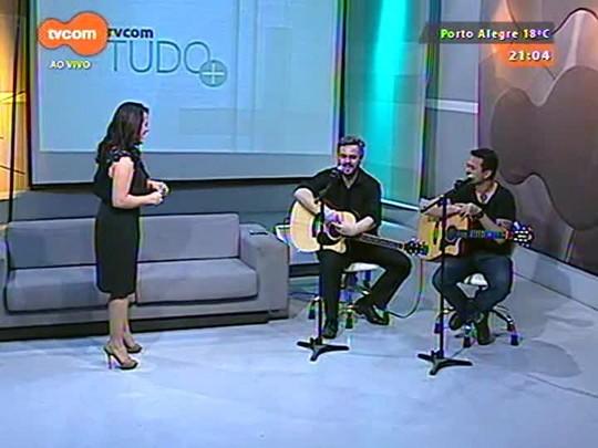 TVCOM Tudo Mais - Frank Jorge e Banda tocam na edição 800 do Ocidente Acústico