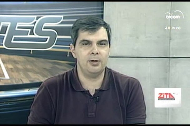 TVCOM Esportes. 2ºBloco. 20.10.15
