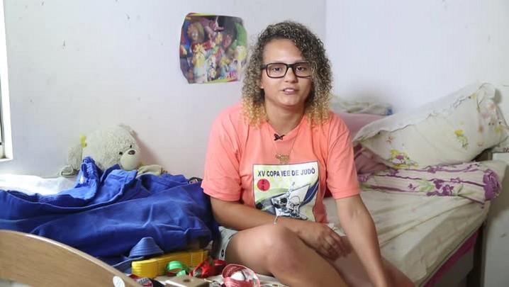 Conheça Kauane Francine Alves, judoca de Barreiros, São José