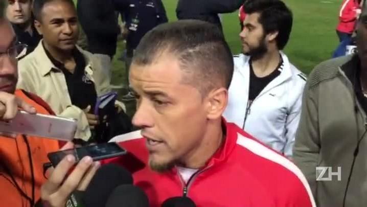 """D\'Ale desabafa sobre Primeira Liga: \""""Não dá para jogar a cada dois dias\"""""""