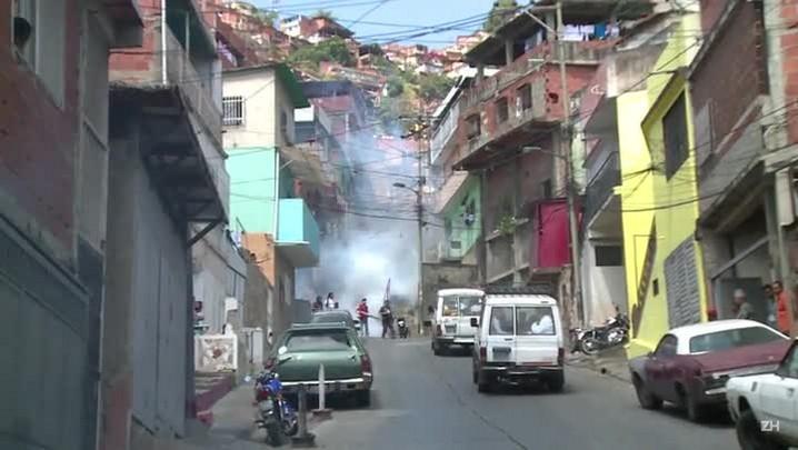 Venezuela registra 4.500 casos suspeitos de zika