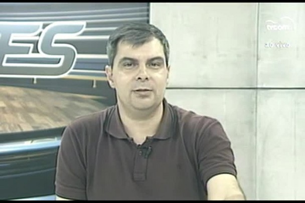 TVCOM Esportes. 3º Bloco. 18.02.16