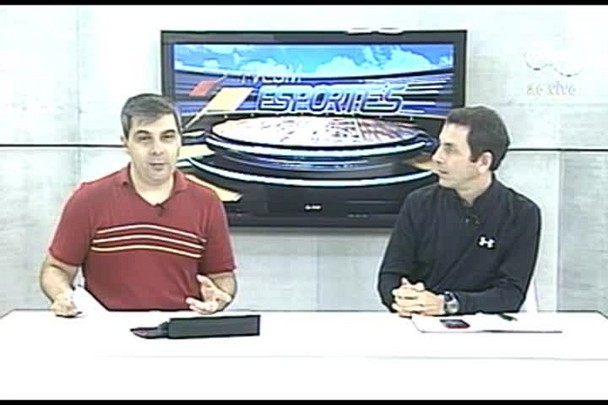 TVCOM Esportes. 2º Bloco. 04.05.16