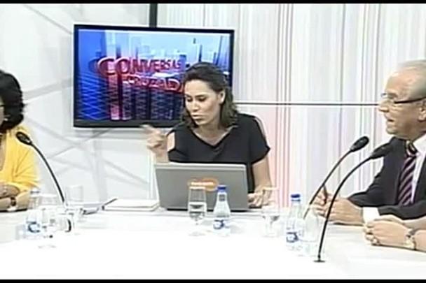 TVCOM Conversas Cruzadas. 3º Bloco. 05.05.16