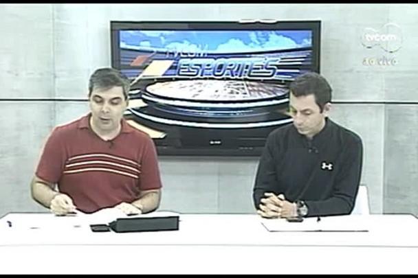TVCOM Esportes. 4º Bloco. 04.05.16