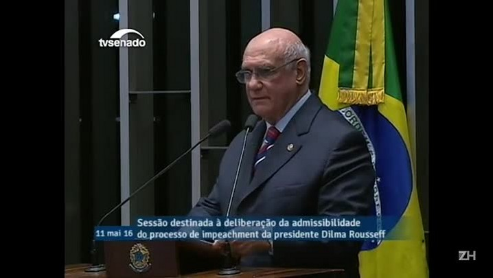Veja trechos do discurso de Lasier Martins no Senado