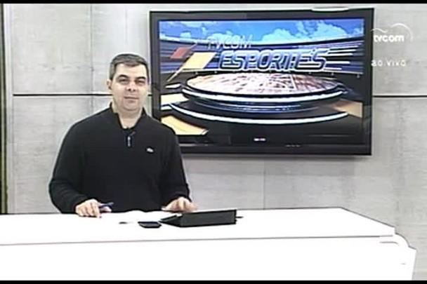 TVCOM Esportes. 1º Bloco. 25.05.16