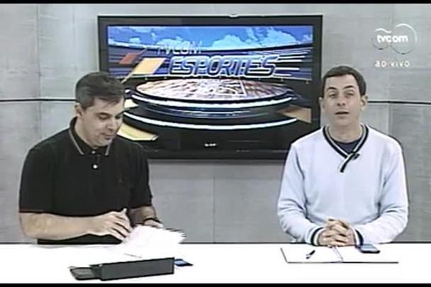 TVCOM Esportes. 1º Bloco. 03.08.16