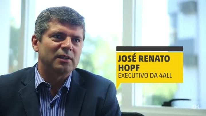 """José Renato Hopf: \""""As oportunidades estão sempre presentes\"""""""